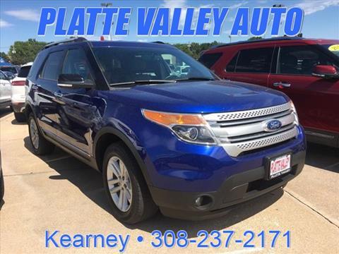 2015 Ford Explorer for sale in Kearney, NE
