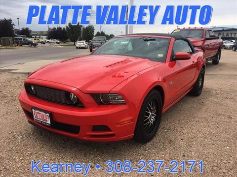 2014 Ford Mustang for sale in Kearney, NE