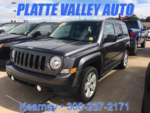 2017 Jeep Patriot for sale in Kearney, NE