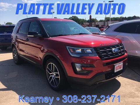 2016 Ford Explorer for sale in Kearney, NE