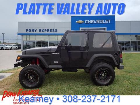 1997 Jeep Wrangler for sale in Kearney, NE