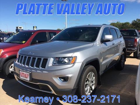 2014 Jeep Grand Cherokee for sale in Kearney, NE
