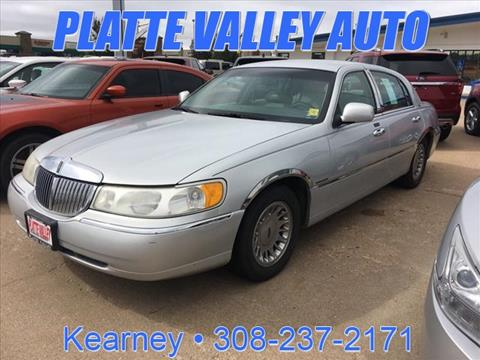 1999 Lincoln Town Car for sale in Kearney, NE