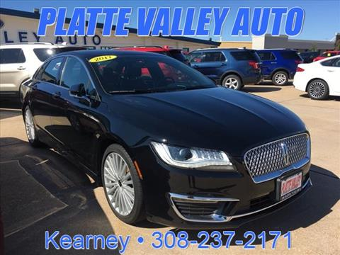 2017 Lincoln MKZ for sale in Kearney, NE