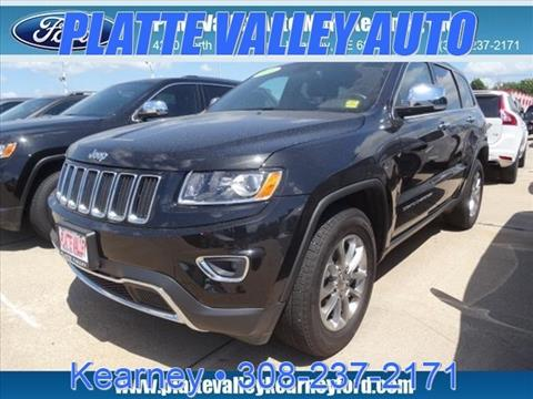 2015 Jeep Grand Cherokee for sale in Kearney, NE