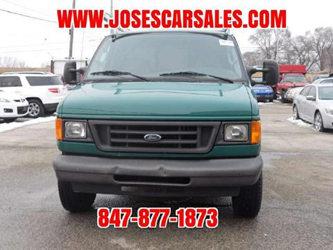 2007 Ford E-Series Cargo for sale in Park City, IL