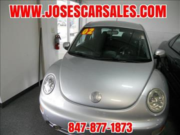 2002 Volkswagen New Beetle for sale in Park City, IL