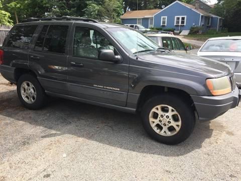 2001 Jeep Grand Cherokee for sale in Smithfield, RI