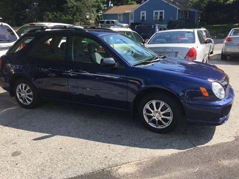2002 Subaru Impreza for sale in Smithfield, RI
