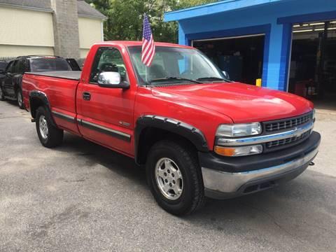1999 Chevrolet Silverado 1500 for sale in Smithfield, RI