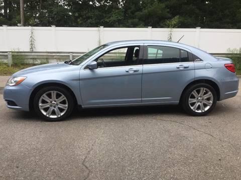 2013 Chrysler 200 for sale in Smithfield, RI