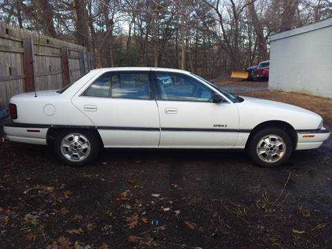 1993 Oldsmobile Achieva for sale in Smithfield, RI