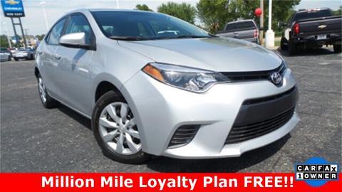 2016 Toyota Corolla for sale in Vinita, OK