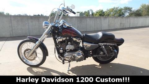 2004 Harley-Davidson Sportster for sale in Vinita, OK