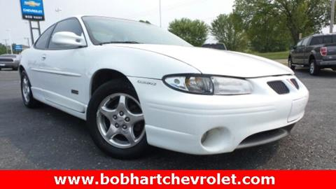 2001 Pontiac Grand Prix for sale in Vinita, OK