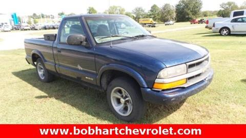 1999 Chevrolet S-10 for sale in Vinita, OK