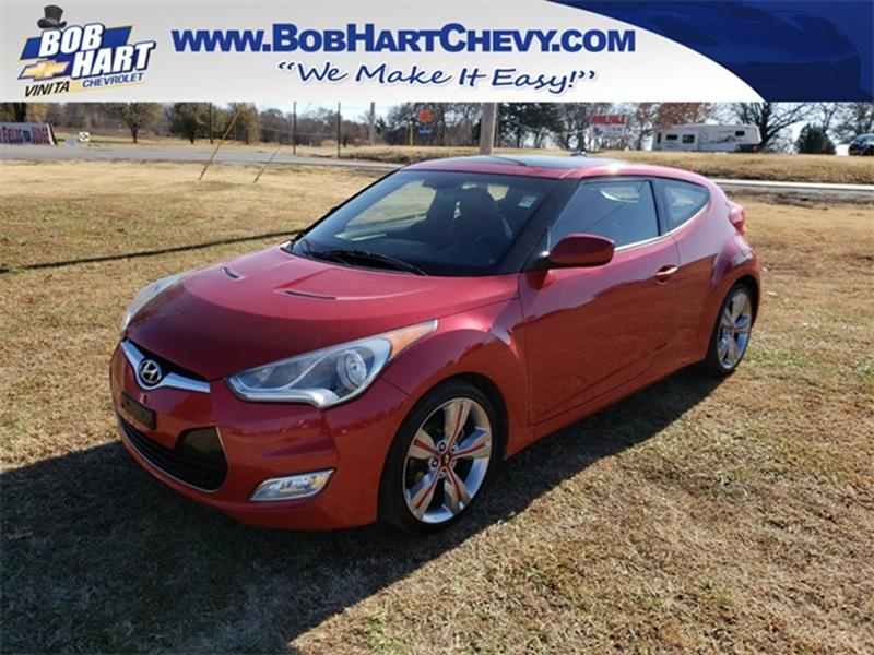 2012 hyundai veloster 3dr coupe dct in vinita ok bob hart chevrolet. Black Bedroom Furniture Sets. Home Design Ideas