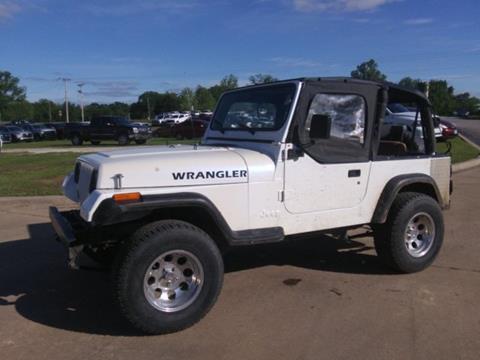 1992 Jeep Wrangler for sale in Vinita, OK