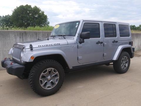 2015 Jeep Wrangler Unlimited for sale in Vinita, OK