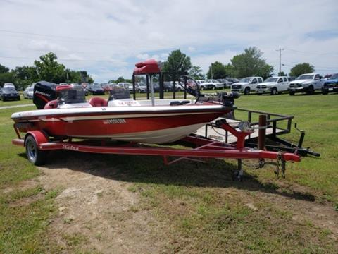 2007 Salem Bass Boat for sale in Vinita, OK