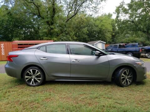 2018 Nissan Maxima for sale at BOB HART CHEVROLET in Vinita OK