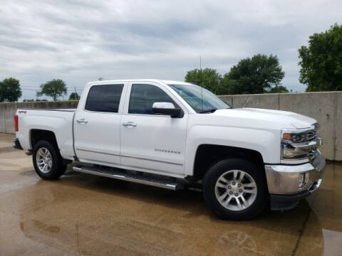 2018 Chevrolet Silverado 1500 for sale at BOB HART CHEVROLET in Vinita OK