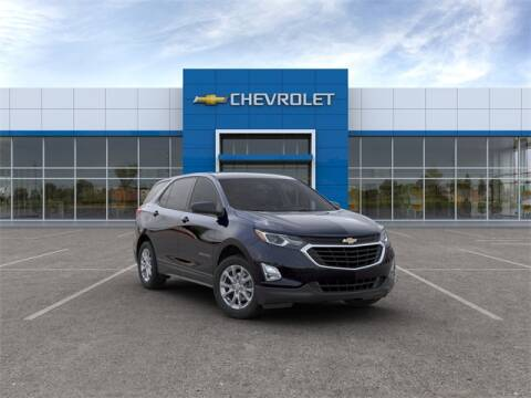 2020 Chevrolet Equinox for sale at BOB HART CHEVROLET in Vinita OK