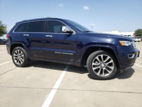 2017 Jeep Grand Cherokee for sale at BOB HART CHEVROLET in Vinita OK