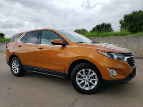 2018 Chevrolet Equinox for sale at BOB HART CHEVROLET in Vinita OK