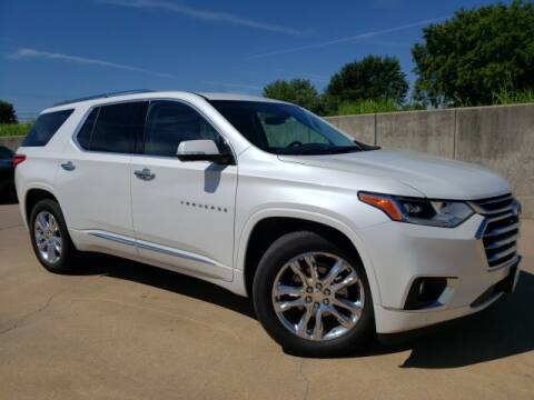2019 Chevrolet Traverse for sale at BOB HART CHEVROLET in Vinita OK