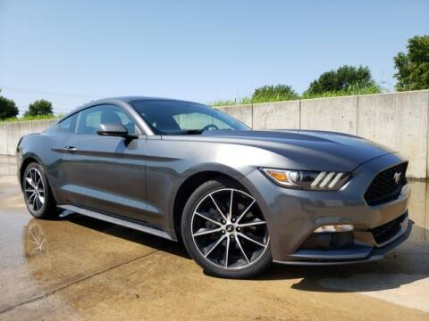 2017 Ford Mustang for sale at BOB HART CHEVROLET in Vinita OK