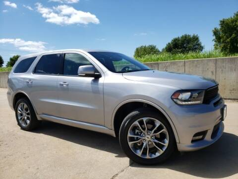 2019 Dodge Durango for sale at BOB HART CHEVROLET in Vinita OK