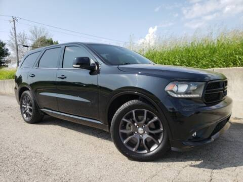 2017 Dodge Durango for sale at BOB HART CHEVROLET in Vinita OK