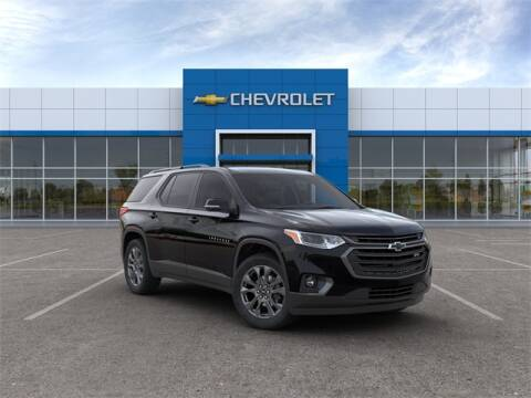 2020 Chevrolet Traverse for sale at BOB HART CHEVROLET in Vinita OK
