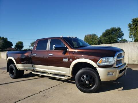 2014 RAM Ram Pickup 3500 for sale at BOB HART CHEVROLET in Vinita OK