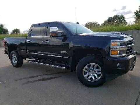 2019 Chevrolet Silverado 3500HD for sale at BOB HART CHEVROLET in Vinita OK