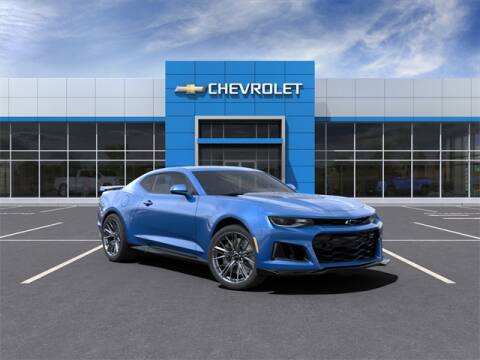2021 Chevrolet Camaro for sale at BOB HART CHEVROLET in Vinita OK