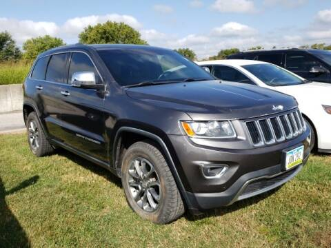 2014 Jeep Grand Cherokee for sale at BOB HART CHEVROLET in Vinita OK
