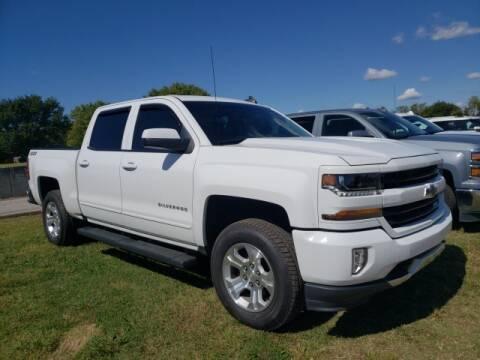 2017 Chevrolet Silverado 1500 for sale at BOB HART CHEVROLET in Vinita OK