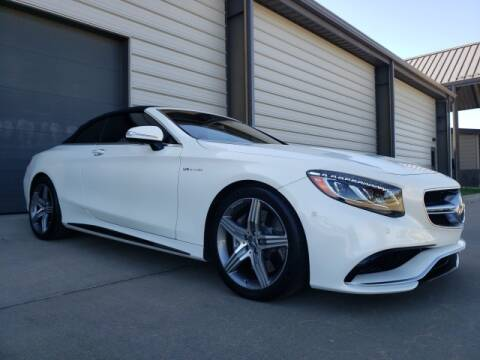 2017 Mercedes-Benz S-Class for sale at BOB HART CHEVROLET in Vinita OK