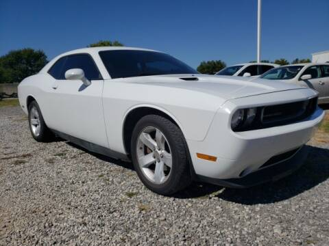 2013 Dodge Challenger for sale at BOB HART CHEVROLET in Vinita OK