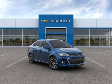 2020 Chevrolet Sonic for sale at BOB HART CHEVROLET in Vinita OK