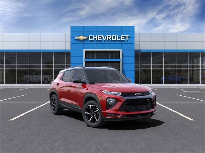 2021 Chevrolet TrailBlazer for sale at BOB HART CHEVROLET in Vinita OK