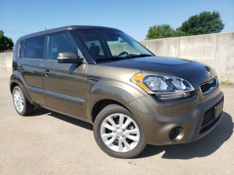 2012 Kia Soul for sale at BOB HART CHEVROLET in Vinita OK