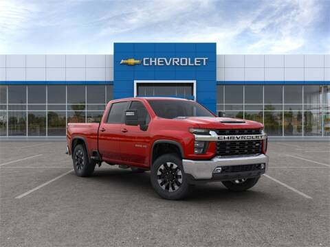 2020 Chevrolet Silverado 2500HD for sale at BOB HART CHEVROLET in Vinita OK