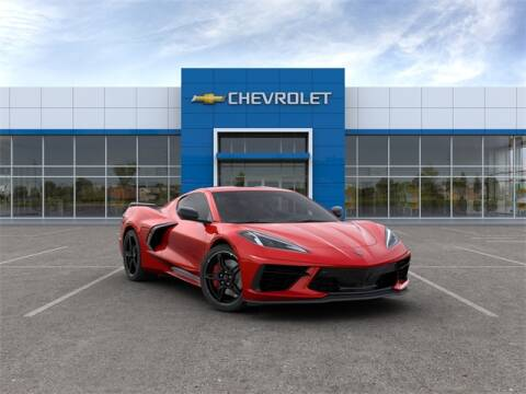 2020 Chevrolet Corvette for sale at BOB HART CHEVROLET in Vinita OK