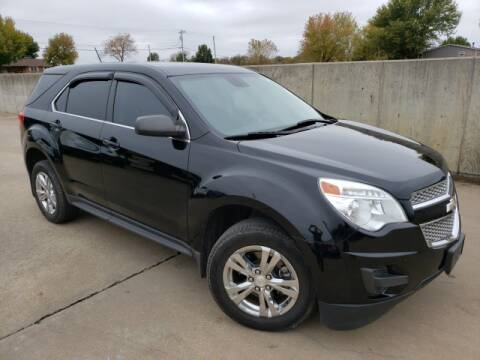 2015 Chevrolet Equinox for sale at BOB HART CHEVROLET in Vinita OK