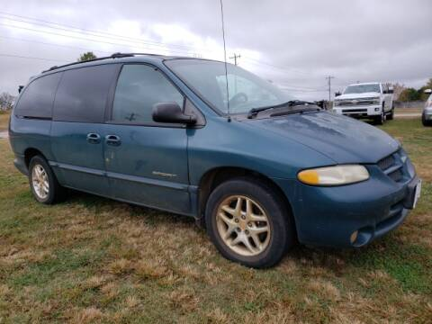 2000 Dodge Grand Caravan for sale at BOB HART CHEVROLET in Vinita OK