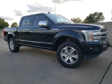 2018 Ford F-150 for sale at BOB HART CHEVROLET in Vinita OK