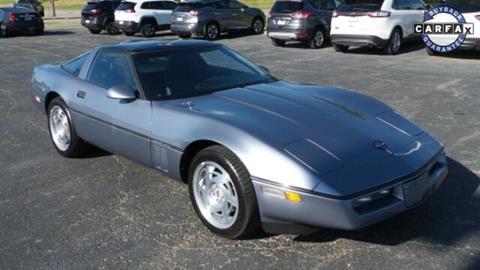 1990 Chevrolet Corvette for sale in Vinita, OK